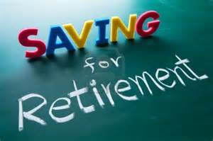 Saving For Retirement, The Retirement Plan