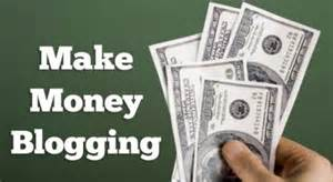 How you can make money with blogging