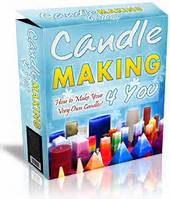Candle making 4 U, How to start a candle making business