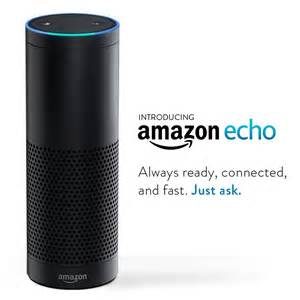 What is the Amazon Echo?