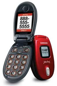 jitterbug flip phone, Great Call Jitterbug