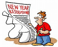 Why make new years resolutions